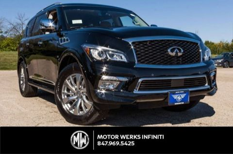 New INFINITI QX80 Base