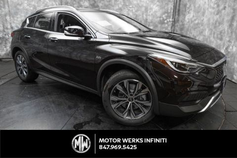 New INFINITI QX30 Base AWD *Limited Availability*