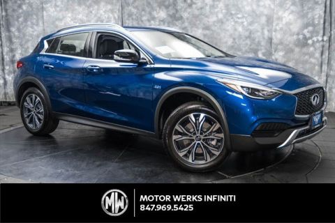 New INFINITI QX30 *Limited Availability*
